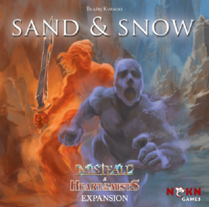 Mistfall : Sand and Snow